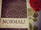 ¡Extra! ¡Normal? libro!