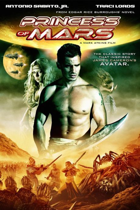 Princess of Mars (2009), Gladiator vs Jabba
