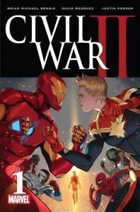 Civil War II Nº 1