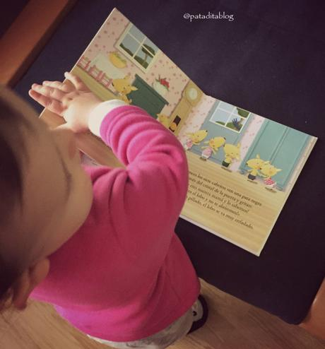 """#Lecturitas: """"CUENTOS PARA BEBÉS: El lobo y los siete cabritos"""""""