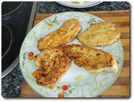 10 recetas de pechuga de pollo Cocina