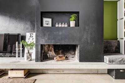 Apartamento Rustico en Suecia