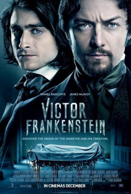 estreno cartelera españa 15 de abril de 2016 victor frankenstein