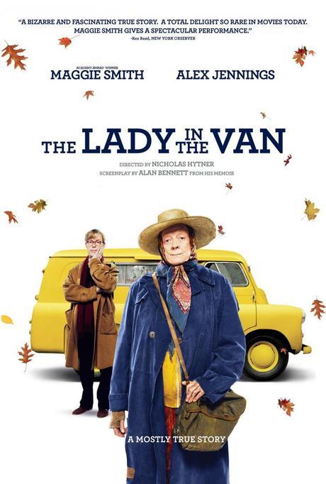 estreno cartelera españa 15 de abril de 2016 the lady in the van