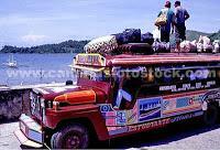 Transportes en autobús