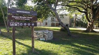 Mirador Oeste, un parque lleno de naturaleza e historia