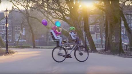 Google Self Driving Bicycle, bicicleta autónoma que se conduce sola