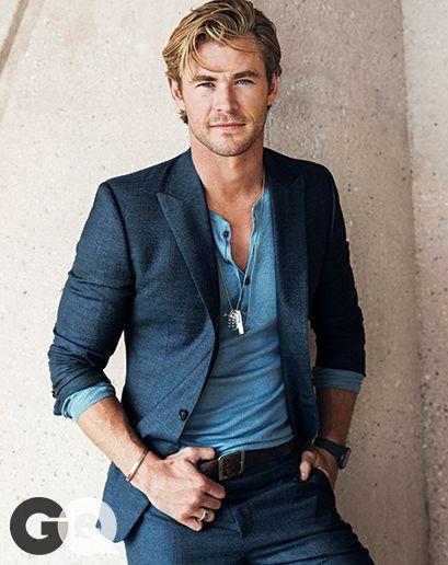 Genes Perfectos: Chris Hemsworth