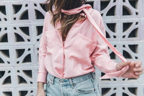 Goodnight_Macaroon-Levis_VIntage-Checked_Blouse-Pink_Shirt-Red_Heels-Marni_Sandals-Dallas-128