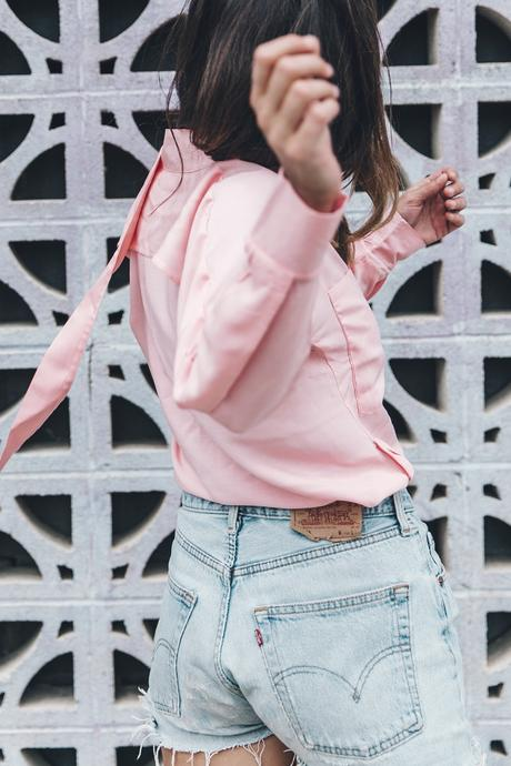 Goodnight_Macaroon-Levis_VIntage-Checked_Blouse-Pink_Shirt-Red_Heels-Marni_Sandals-Dallas-91