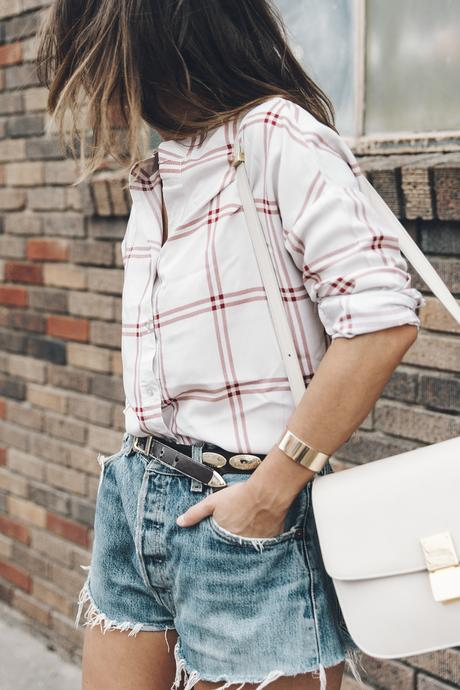 Goodnight_Macaroon-Levis_VIntage-Checked_Blouse-Pink_Shirt-Red_Heels-Marni_Sandals-Dallas-23