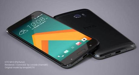 HTC no se quiere quedar atrás, y lanza el dispositivo HTC 10
