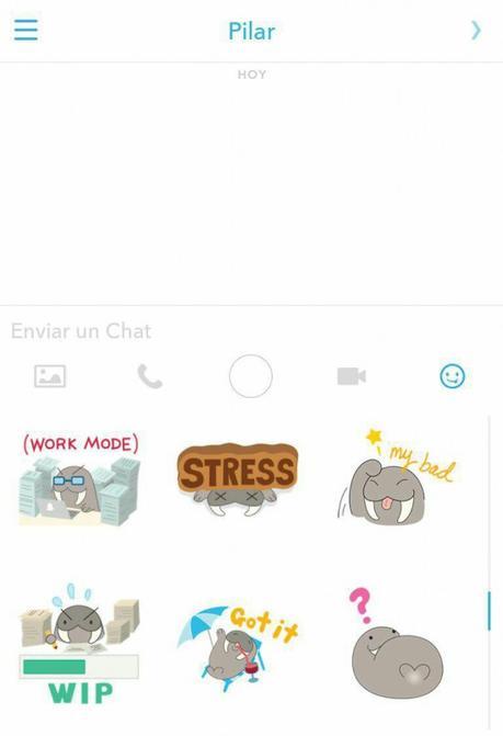 ¡Como Telegram!