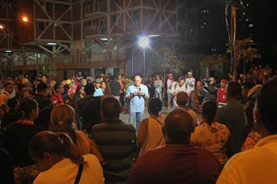 EL RECREO - PROYECTO CORREDOR DEPORTIVO SANTA ROSA. Comunidad espera que se coninuen obras proyectadas en beneficio de la colectividad