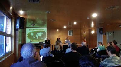 CREACIÓN DEL COMITÉ CIUDADANO CONTRA EL CAMBIO CLIMÁTICO EN TRES CANTOS