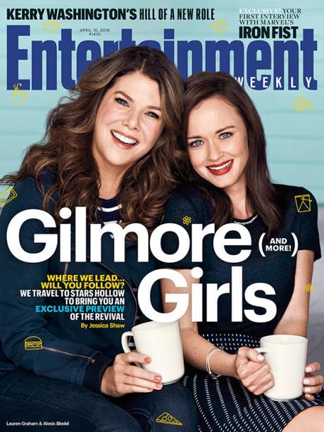 Primeras imágenes oficiales de los nuevos episodios de Gilmore Girls