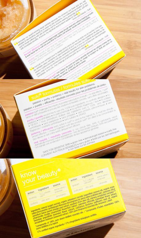 ¿Piel como nueva?: Suki | Limpiadora exfoliante en espuma