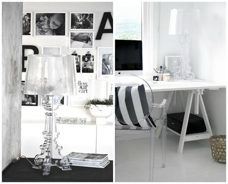 Deco♡Ghost World by Kartell
