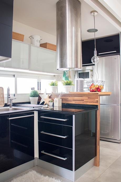 Puesta a punto de la cocina y nuevo rincón de café con Dolce Gusto®