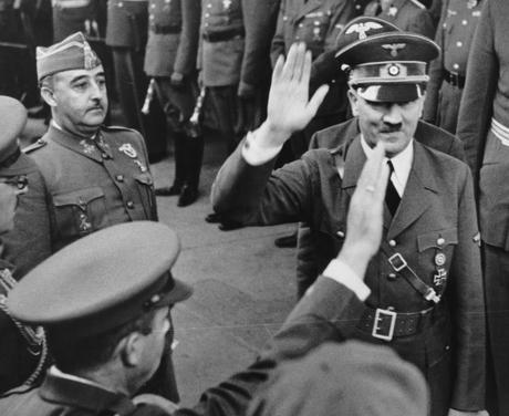 'El telegrama que salvó a Franco'