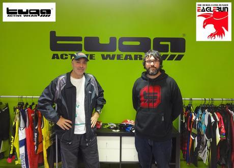 Tuga Wear & Eaglerun - The Human Ultra Runner: La calidad y el diseño para compartir nuevas experiencias deportivas ...
