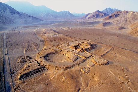 Las Pirámides perdidas de Perú.