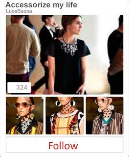Accessorize my life - Pinterest Board. L-vi.com