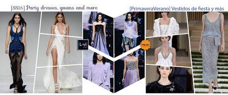 [SS16] Party dresses, gowns and more / Vestidos de fiesta y más..