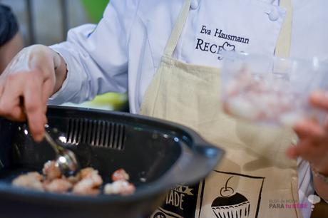 Taller de cocina con Lidl en el Handmade Festival