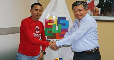 FONDISTA HUACHANO RECIBIÓ APORTE ECONÓMICO DEL GOBERNADOR REGIONAL DE LIMA…