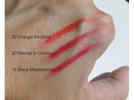 Lip Studio Color Blur Lip Pencil, labios degradé.