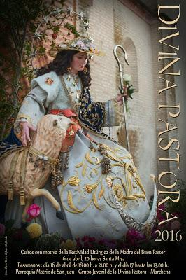 Cultos en honor de la Divina Pastora de Marchena