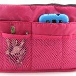 Organizador de bolso de mano y sus utilidades