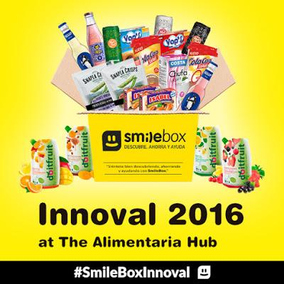 Alimentaria y SmileBox Innoval
