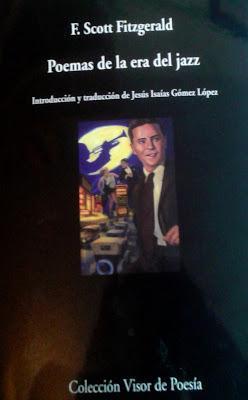 F. Scott Fitzgerald: Poemas de la era del jazz (y 3):