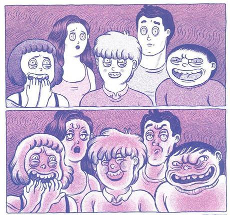 Viñetas de Gummy Girl