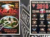 Concentración Harley Riders Alcalá Júcar