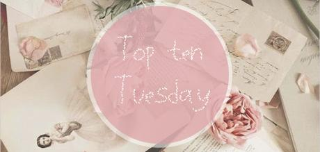Top Ten Tuesday: 8 Libros que dejé o no pude leer