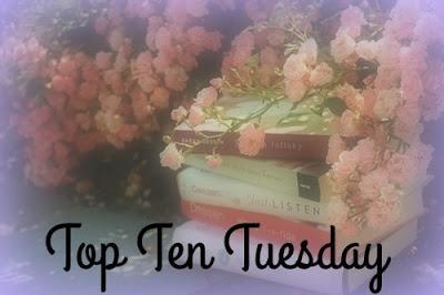 Top Ten Tuesday #36: Animes que quiero ver