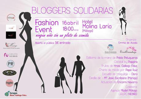 Bloggers Solidarias en Malaga