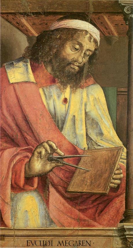 Las matemáticas de la luz: Euclides