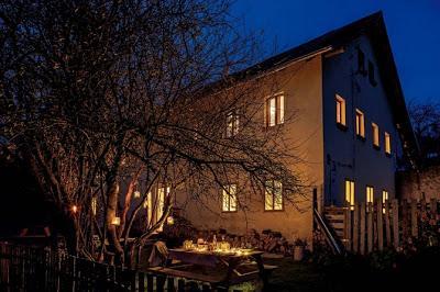Casa Rustica de Campo en el Sur de Polonia