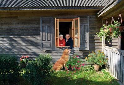 Casa de Campo en Polonia