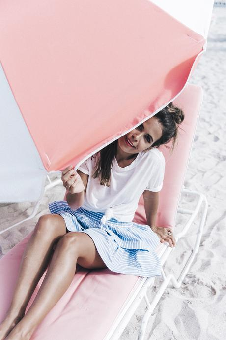 Miami-Striped_Skirt-Knotted_Top-Beach-South_Beach-Candy_Colors-Collage_On_The_Road-Street_Style-OUtfit-41