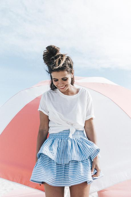 Miami-Striped_Skirt-Knotted_Top-Beach-South_Beach-Candy_Colors-Collage_On_The_Road-Street_Style-OUtfit-116