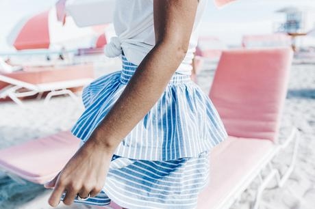 Miami-Striped_Skirt-Knotted_Top-Beach-South_Beach-Candy_Colors-Collage_On_The_Road-Street_Style-OUtfit-229