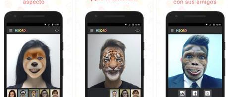 Conoce las app para cambiar de caras