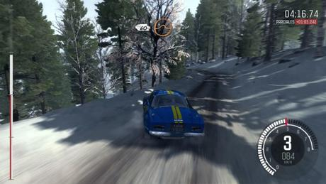 Un pequeño error en DIRT Rally se paga muy caro
