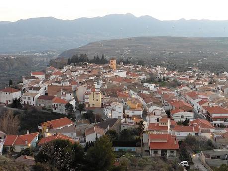 Circuito de MTB de Nigüelas – Sierra de los Güajares y Albuñuelas; un difícil recorrido lleno de hermosos paisajes