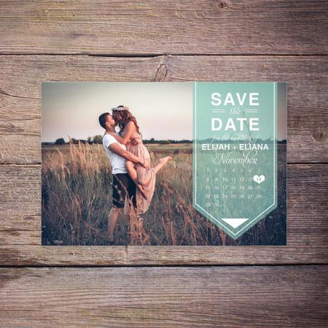 Save the date - Foto: www.etsy.com